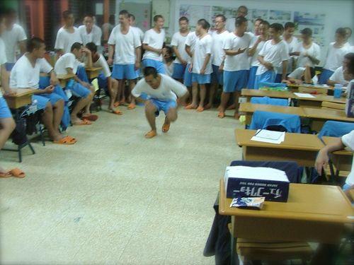 Teaching @ Taoyuan Reform School, Taoyuan, Taiwan