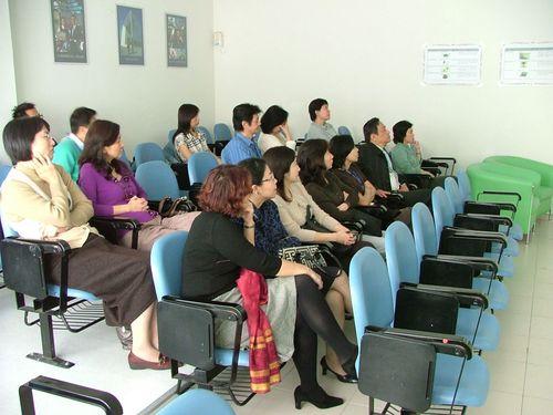 Exhibition & Speech at Xing Wu College, Lin Ko, Taiwan