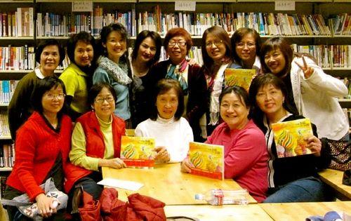 "Sharing ""The Wonder Journal"" @ Rainbow Fellowship, EFCLA, El Monte, CA, US"