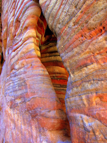 Colors of the Sandstone 1